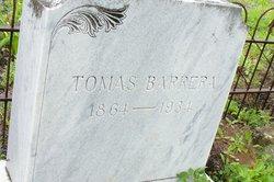 Tomas Barrera