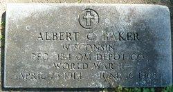 Albert C Baker