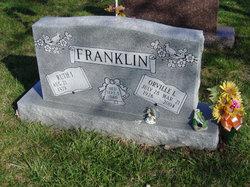 "Orville Lloyd ""Popeye"" Franklin"