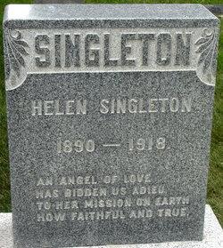 Helen Ethel <I>Llewellyn</I> Singleton