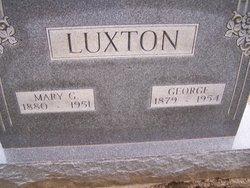 George Luxton