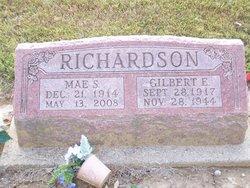 Mae S Richardson