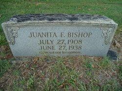 Juanita <I>Franklin</I> Bishop