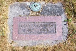 Cecil Freeman Hinshaw