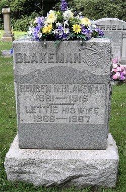 Reuben Blakeman
