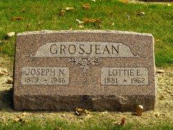 Lottie E. <I>Shovar</I> Grosjean