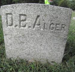 Pvt Duane B. Alger