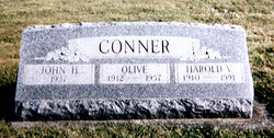 John Harold Conner