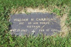 William M. Carrigan