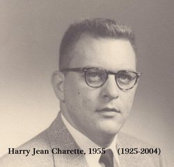 Harry Jean Charette
