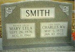 Mary Lela <I>Moxley</I> Smith