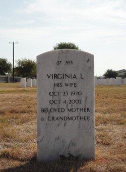 Virginia Lea <I>Dodson</I> Hoyer