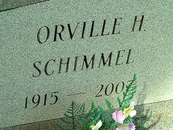Orville H. Schimmel