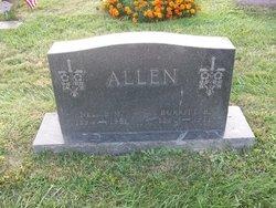 Burrit B Allen