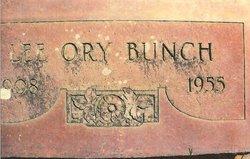 Lee Ory Bunch