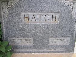 Frank Wilbur Hatch