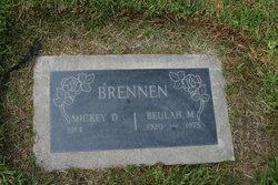 Beulah Mae <I>Lawson</I> Brennen