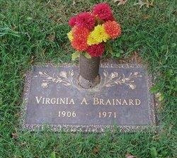Virginia Stuart <I>Aldhizer</I> Brainard