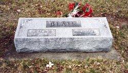 Grace M. <I>Dunlap</I> Blair