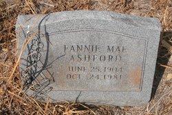 Fannie Mae <I>Newton</I> Ashford