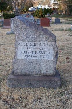 Alice <I>Smith</I> Gibbs