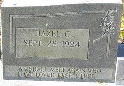 Hazel <I>Gray</I> Bargo