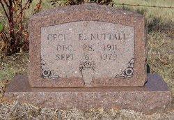 Cecil E. Nuttall