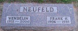 """Frank Henry """"Fritz"""" Neufeld"""