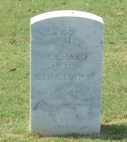 Richard Upton Slingluff, Sr