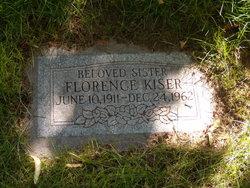 Florence Kiser