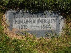 Thomas Statham Kinnersley