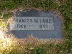 Francis Michael Lane