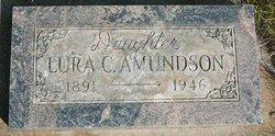 Lura Edna <I>Carter</I> Amundson