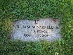 William M. Varrell, Jr