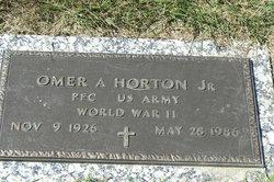 Omer Alexander Horton, Jr