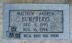 Matthew Andrew Humpherys