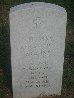 Thomas Francis Biggins