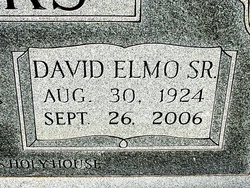 David Elmo Alsbrooks, Sr