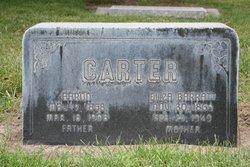 Eliza <I>Barrett</I> Carter