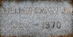 William Hamm, Jr