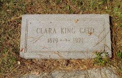 Clara <I>King</I> Cato