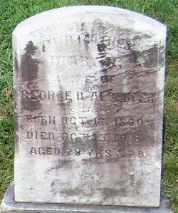 Mary N. <I>Clemens</I> Alderfer