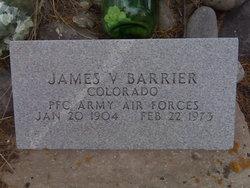James Virgil Barrier