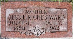 Jessie <I>Riches</I> Ward