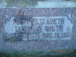 Mary Elizabeth <I>Taubman</I> Smith
