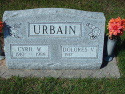 "Cyril William ""Billy"" Urbain"