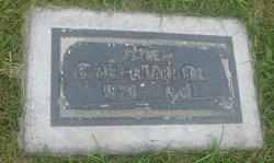 Elmer Enyart Ball, Jr