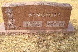 John Christoff Bengfort