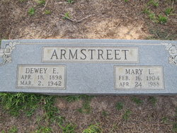 Mary L Armstreet