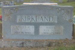 Pearle Ervin Kirkland